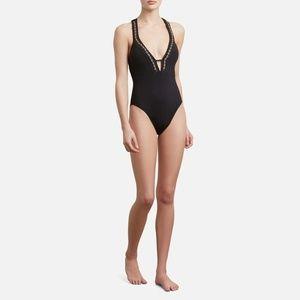 Kenneth Cole Tummy Toner Swimsuit NWT Size Medium